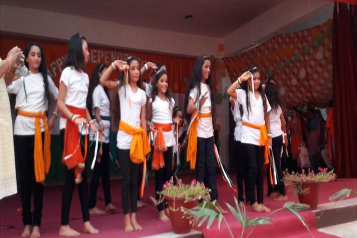 Delhi International School-Dancing Activity