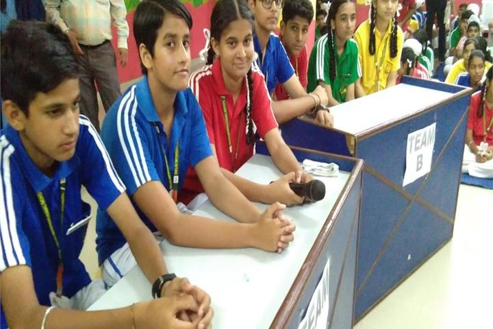 Delhi International School-Quiz Competition