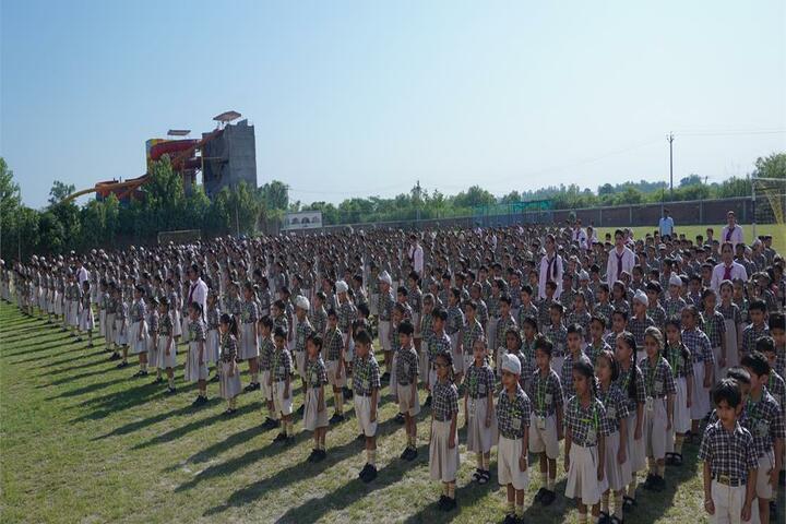 Delhi International School-Assembly