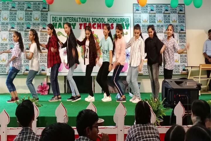 Delhi International School-Dance