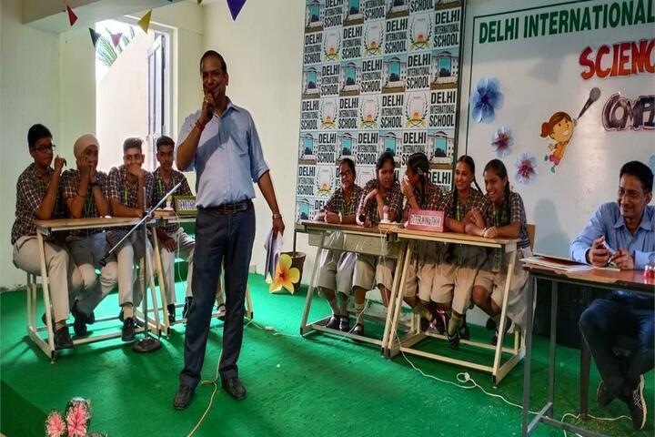 Delhi International School-Debate