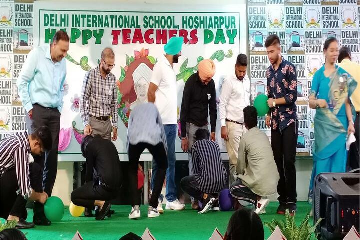 Delhi International School-Games