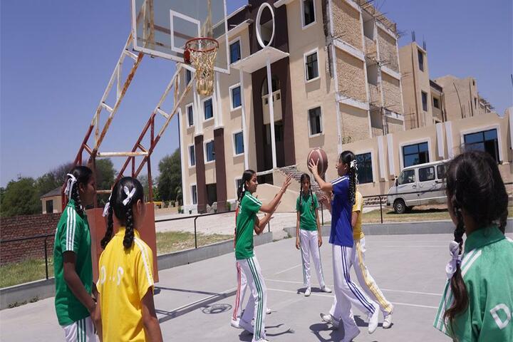 Delhi International School-Sports
