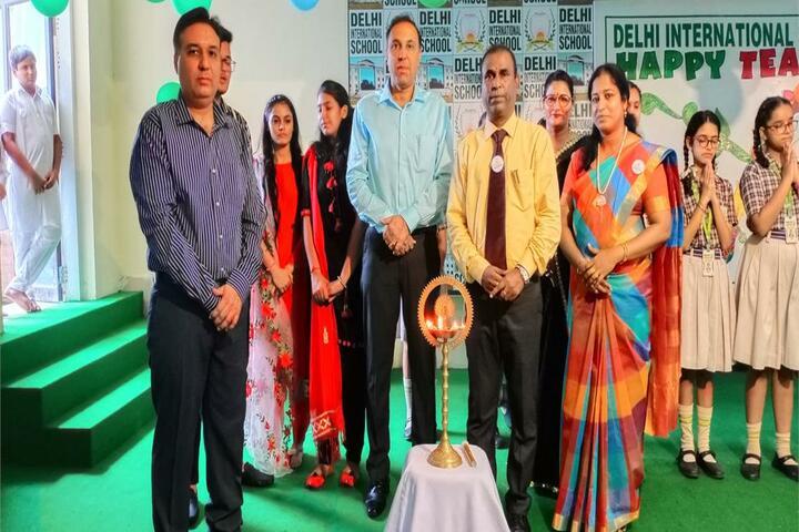 Delhi International School-Teachers Day