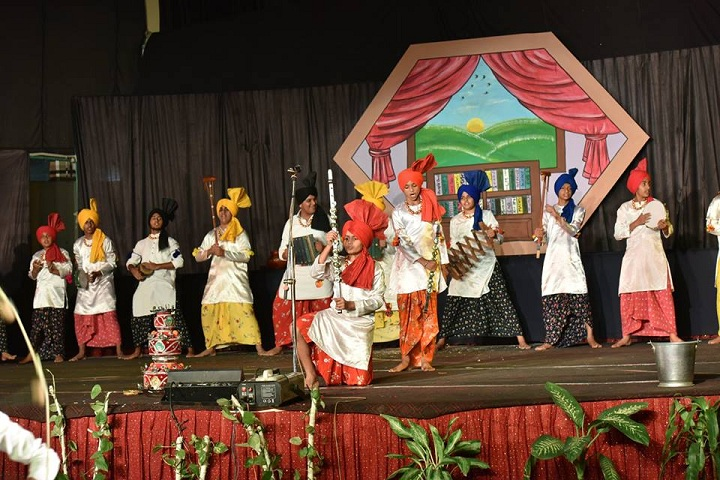 Delhi Public School- Annual Function