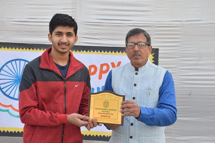 Delhi Public School- Award Distribution