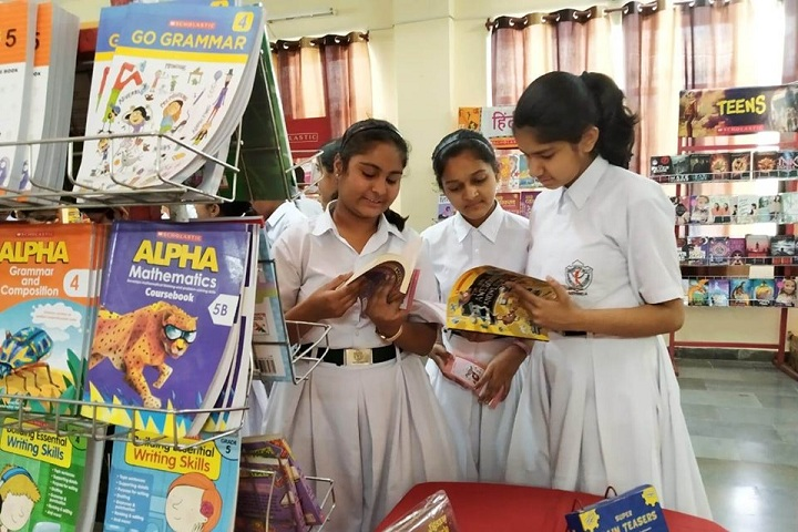 Delhi Public School- Book Fair