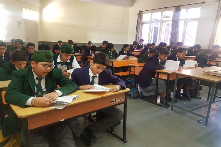 Delhi Public School- Classrooms