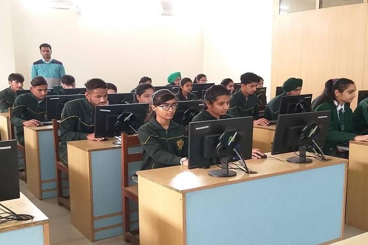 Delhi Public School- Computer Lab