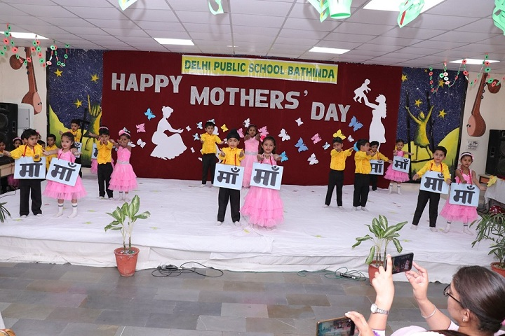 Delhi Public School- Mothers Day Celebrations