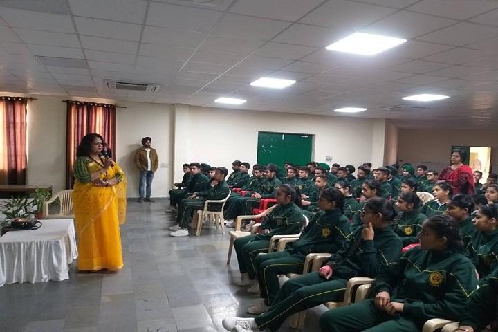 Delhi Public School- Seminar