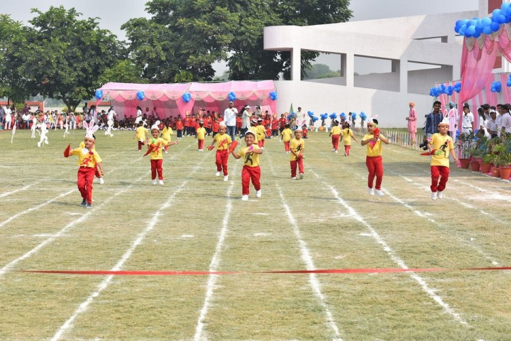 Delhi Public School- Sports Day
