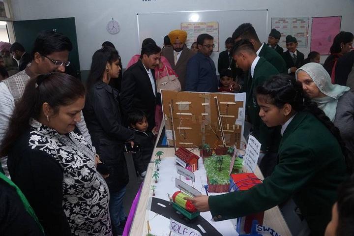 Delhi Public School-Exhibition