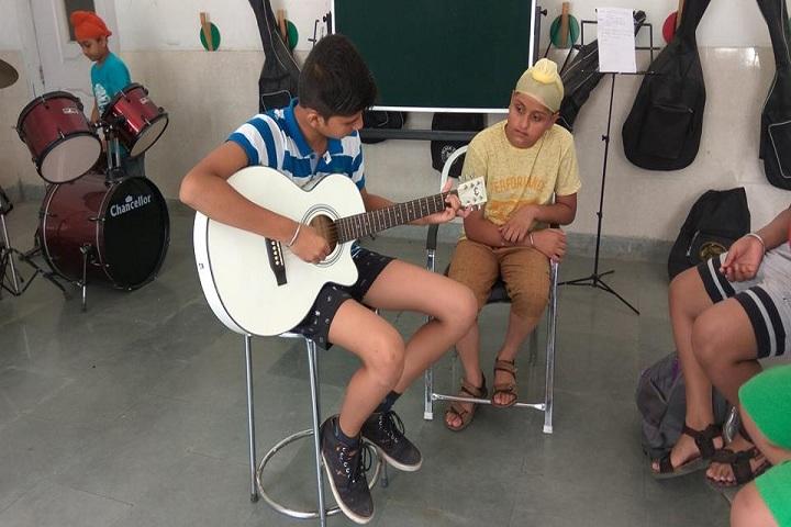 Delhi Public School-Music room