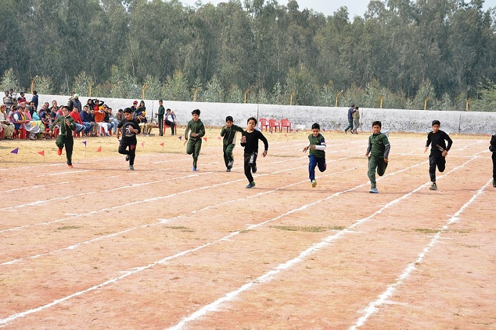 Delhi Public School-Sports