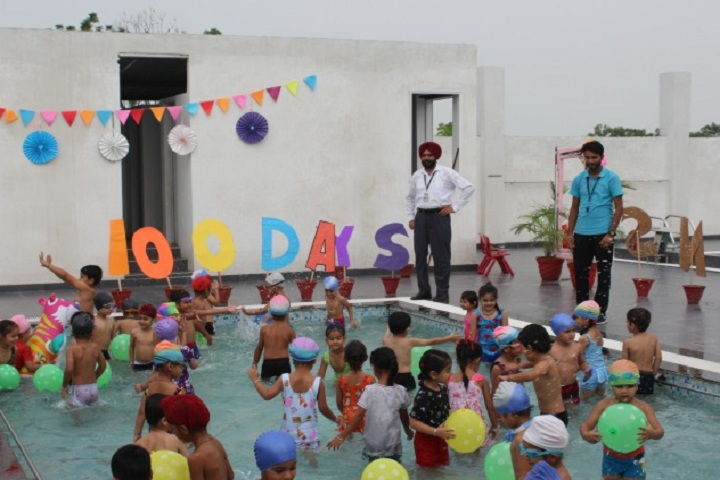 Delhi Public School-Splash Pool