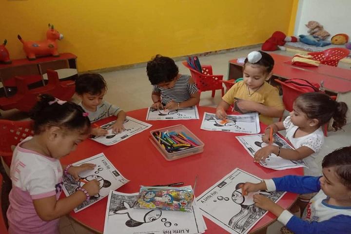Desh Bhagat Global School-Art room