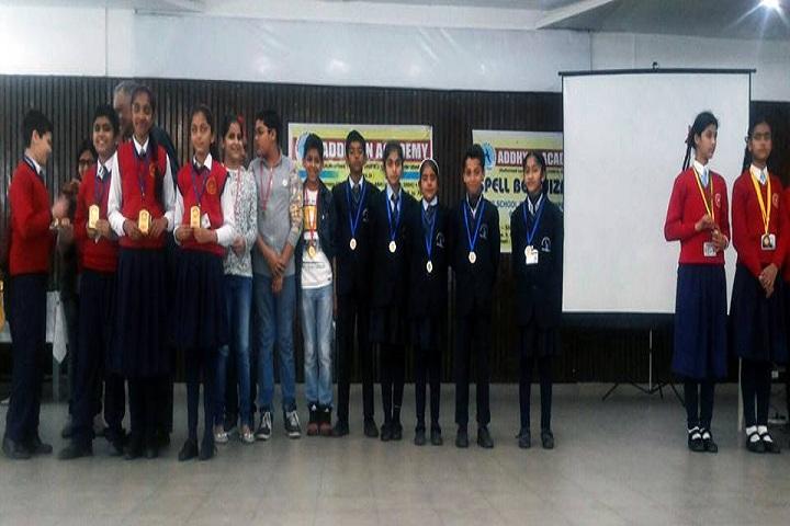 Desh Bhagat Global School-Award Distribution
