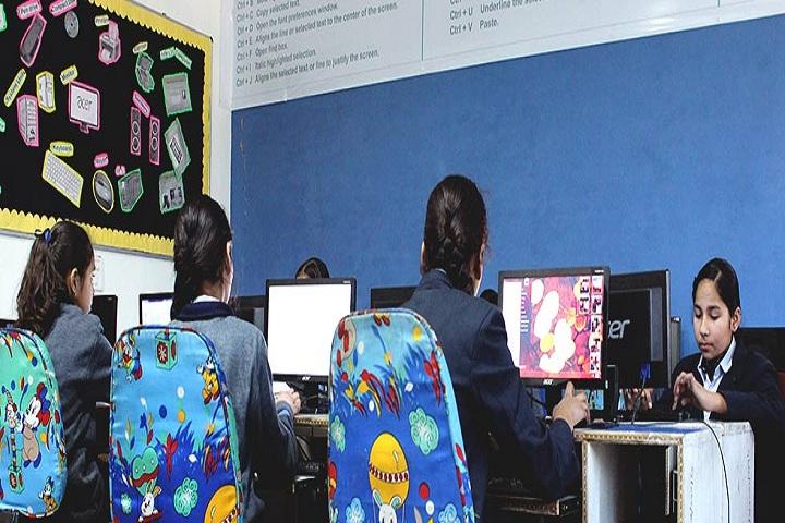 Desh Bhagat Global School-Computer Lab