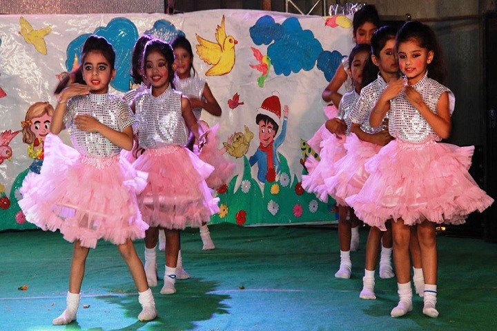 Desh Bhagat Global School-Dance