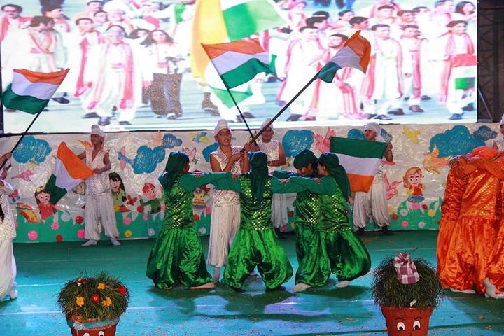 Desh Bhagat Global School-Events
