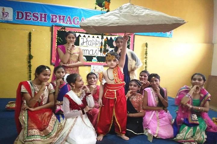 Desh Bhagat Global School-Festival Celebration