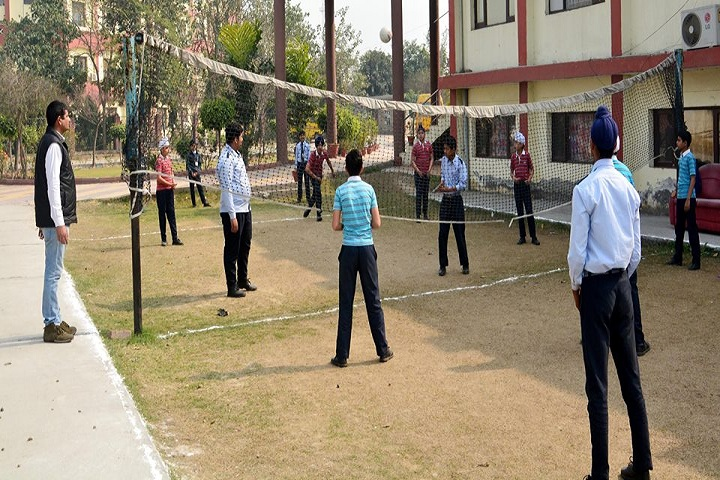 Desh Bhagat Global School-Games