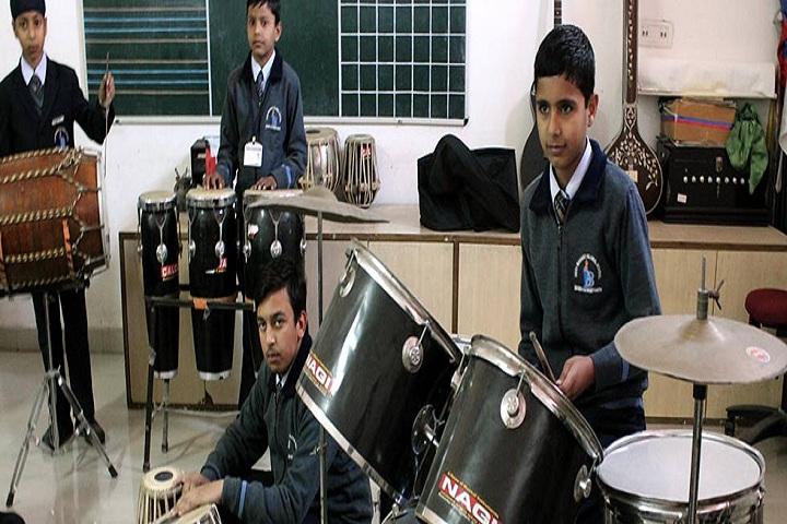 Desh Bhagat Global School-Music room