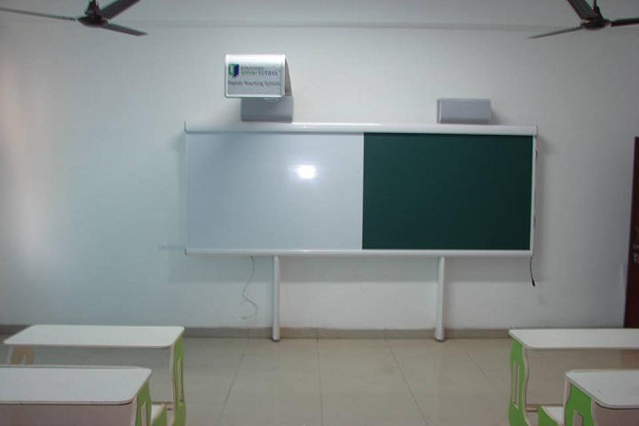 Desh Bhagat Global School-Smart Classroom