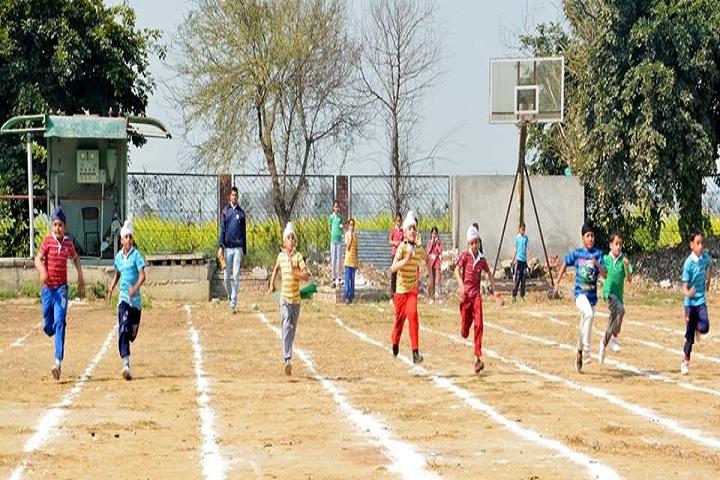 Desh Bhagat Global School-Sports