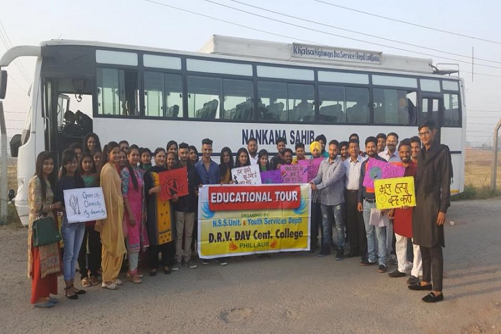 DRV DAV Centenary Public School- Educational Tour