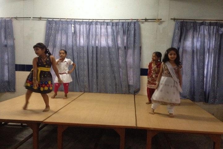 Dhilwan International Public School-Dance