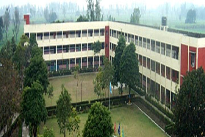 Dhilwan International Public School-School