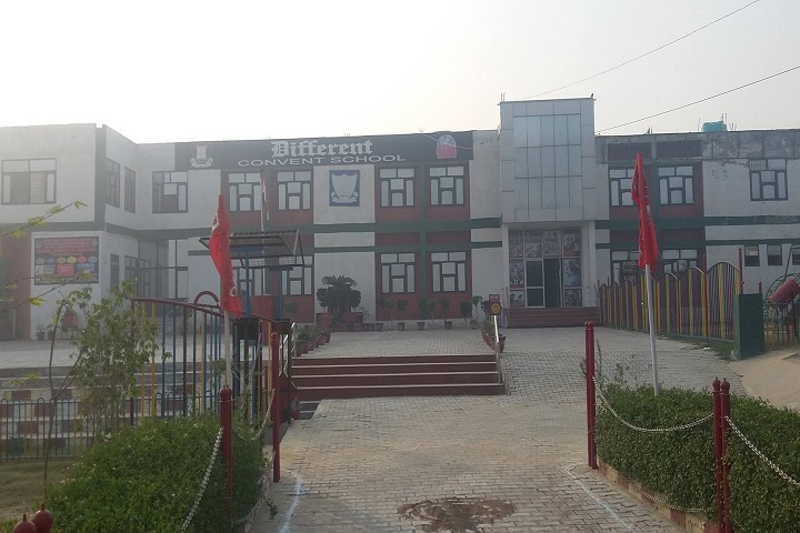 Different Convent School-School