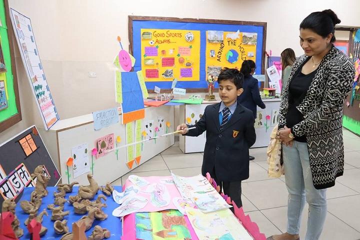 Dikshant Global School-Art & Craft