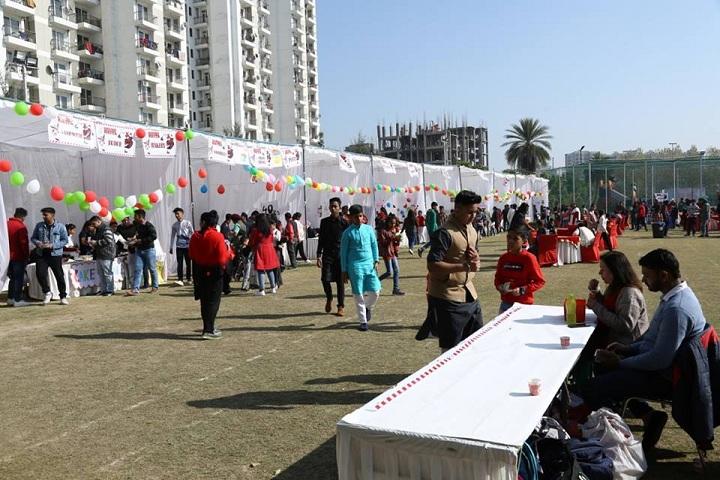 Dikshant Global School-Events