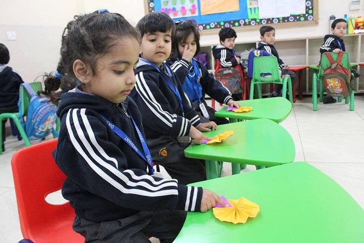 Dikshant Global School-Kindergarten