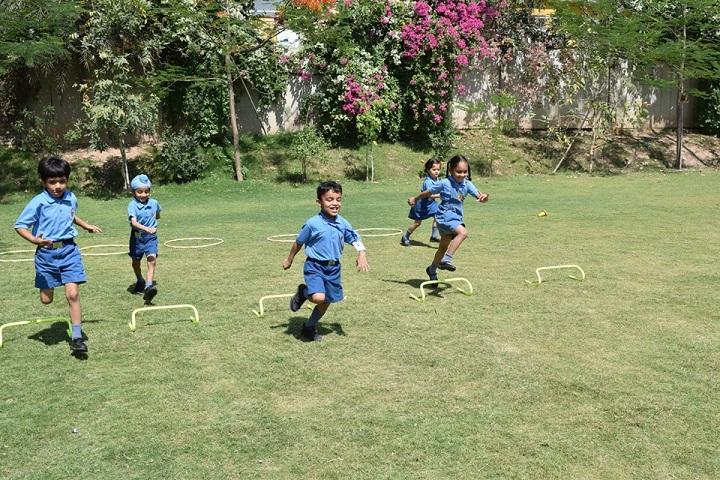 Dikshant Global School-Games