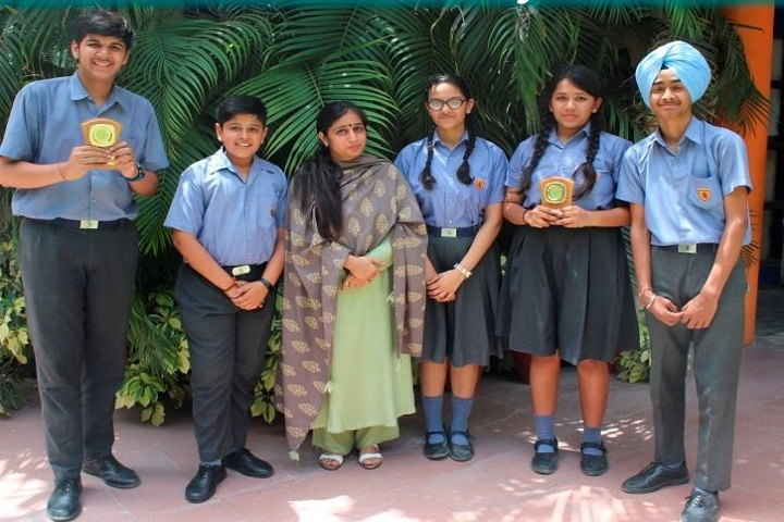 Dikshant International School-Awards