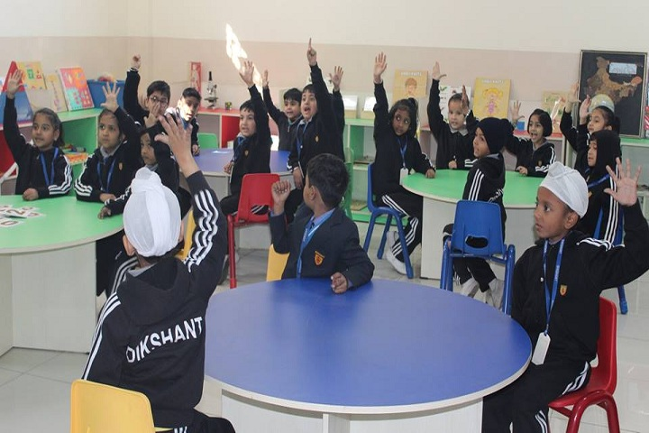 Dikshant International School-Kindergarten