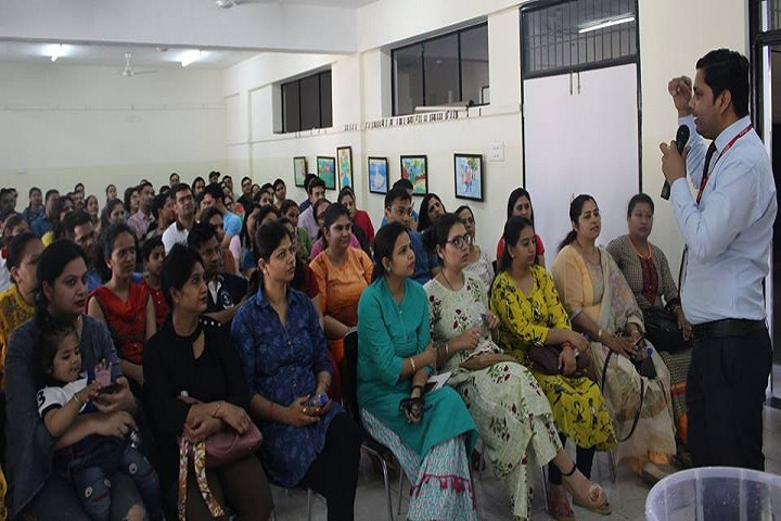 Dikshant International School-Seminar 2