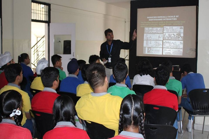 Dikshant International School-Seminar