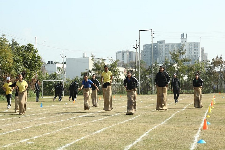 Dikshant International School-Sports