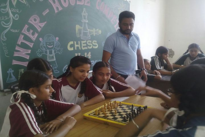 DIPS School-Chess Competition
