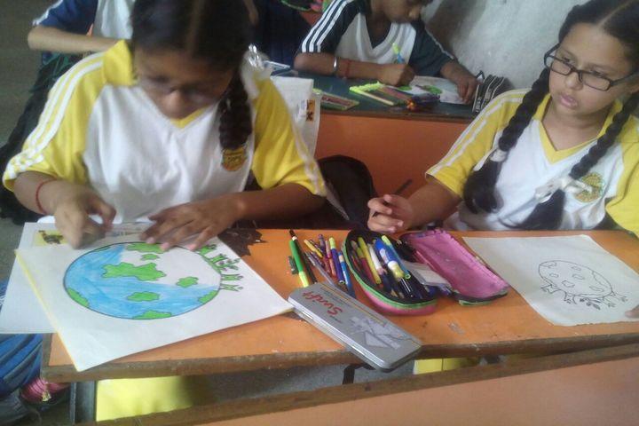 DIPS School-Classromm Acitivities