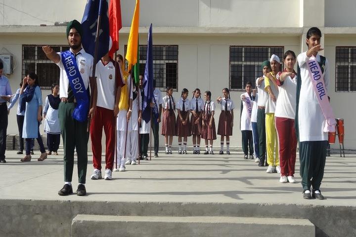 DIPS School-Investiture Ceremony