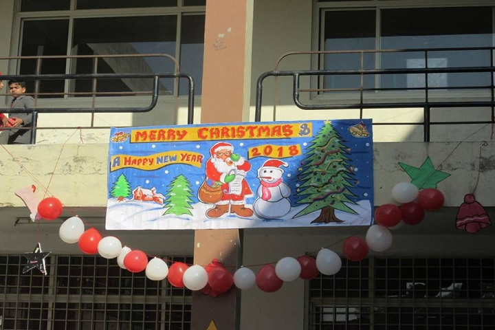 DIPS School-Christmas Celebration