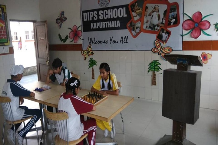 DIPS School-Indoor Games