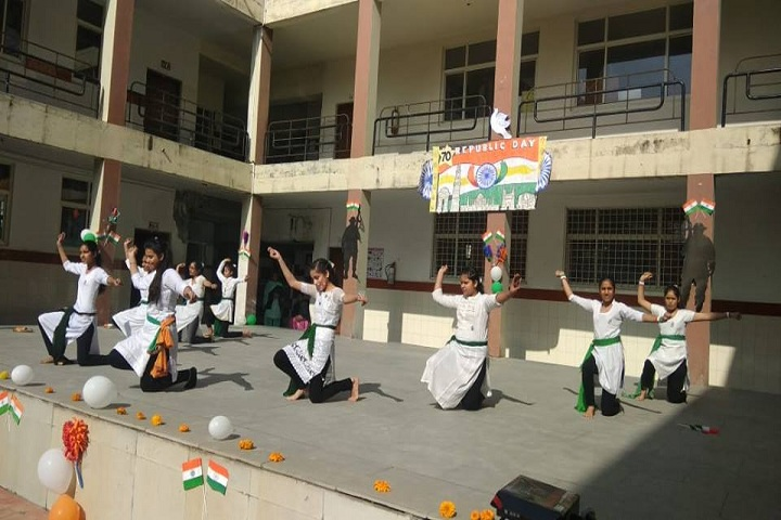 DIPS School-Republic day Celebration