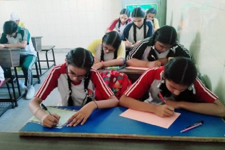 DIPS School-Classroom